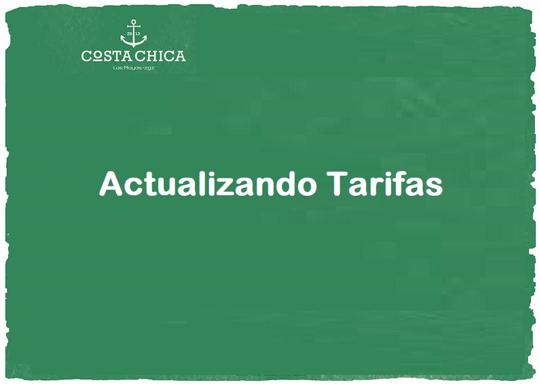 tarifas2019